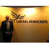 Alistair Stevens - at Liberal Democrat Conference
