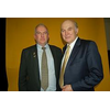 Alistair Stevens - with Vince Cable - Liberal Democrat Shadow Chancellor