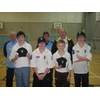 Alistair with cricket squad