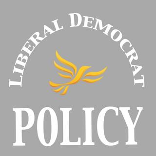 Liberal Democrat Policy