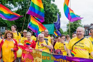 Lib Dems at Sheffield Pride 2017
