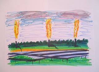 Gas Flares (GreenLibDems.org.uk)