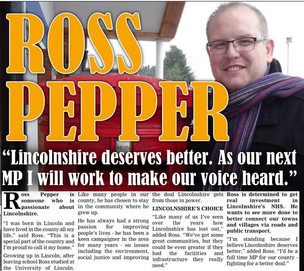 Ross Pepper