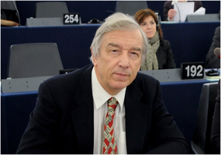 Bill Newton Dunn in EU Parliament