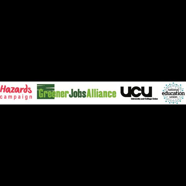 TUCAN supporter logos (Hazards Campaign)