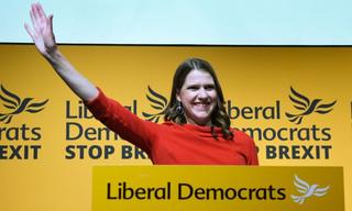 Jo Swinson - Lib Dem leader