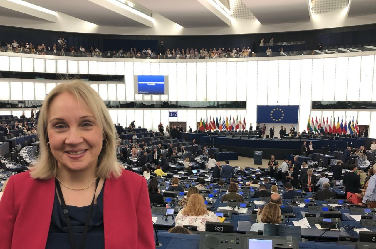 Jane Brophy MEP (Jane Brophy)