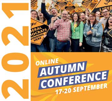 2021 Liberal Democrat Conference Agenda